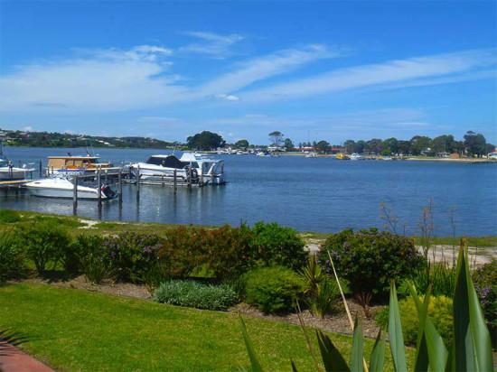 Clara Cove Waterfront