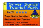 Silver Sands Tourist Park