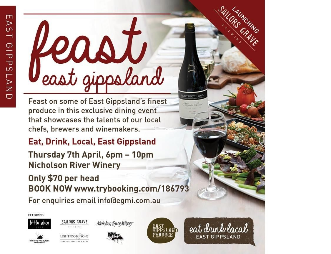 Feast East Gippsland