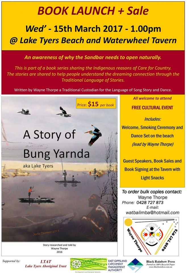 Indigenous Book Launch