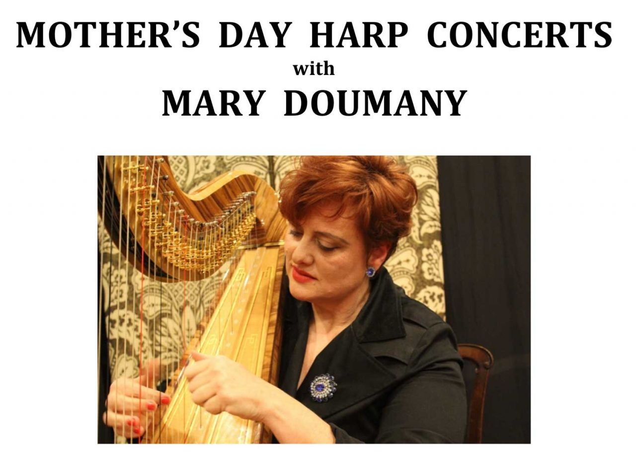 Mothers Day Harp