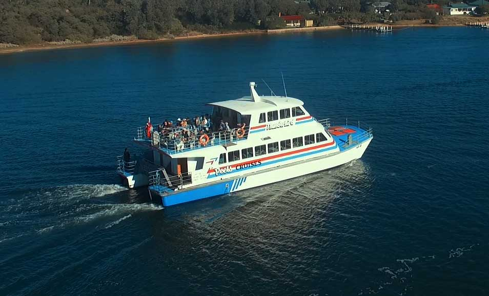 thunderbird cruises